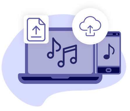 SHARE YOUR MUSIC FOR FREE